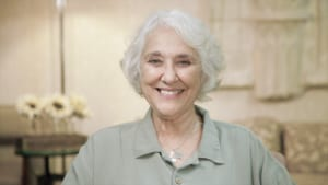 Hasmig the dental implant patient in Slidell, LA
